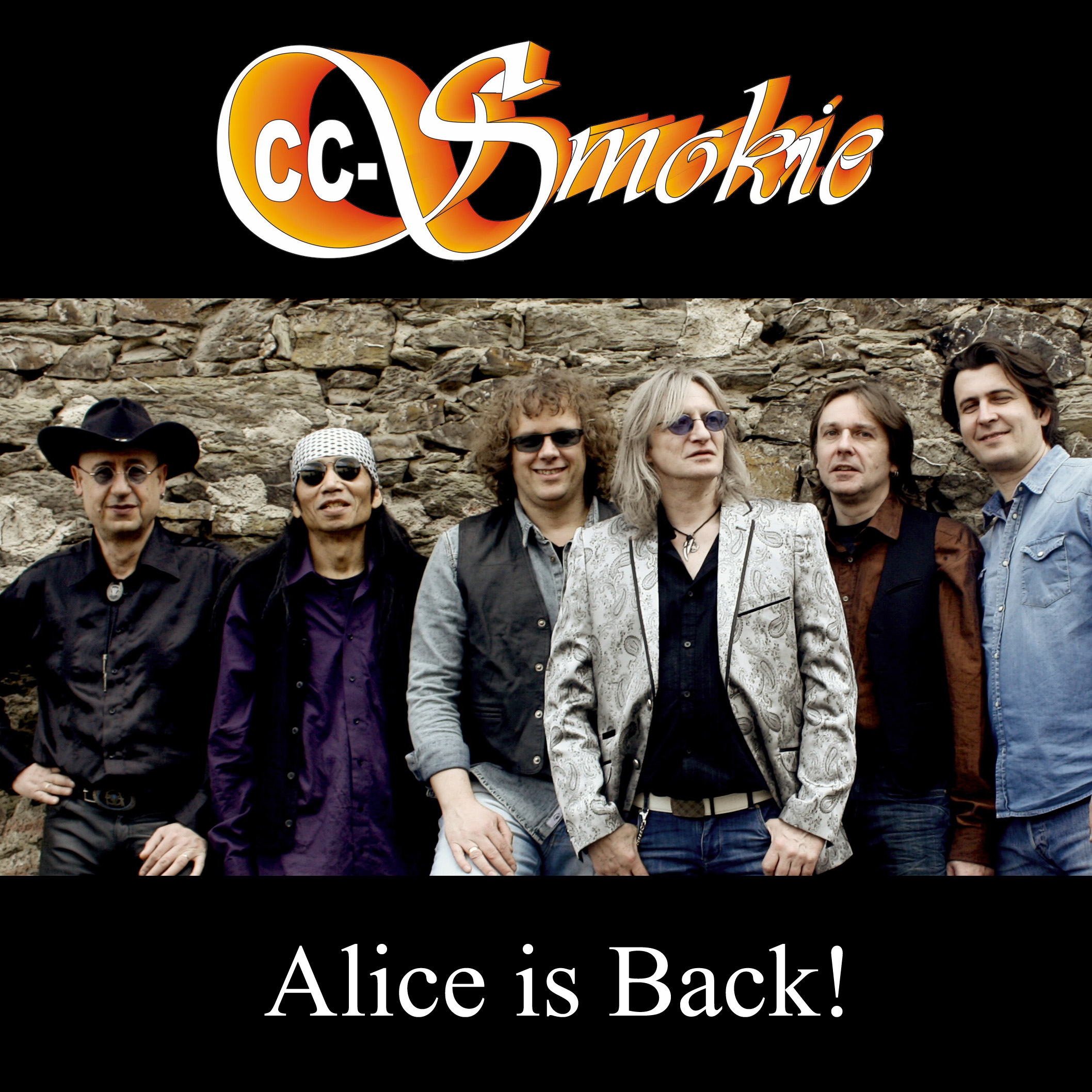 Tribute to Smokie - Chris Norman mit CC-Smokie