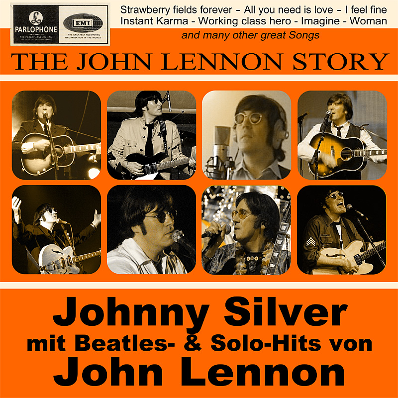 John Lennon Tribute - Johnny Silver