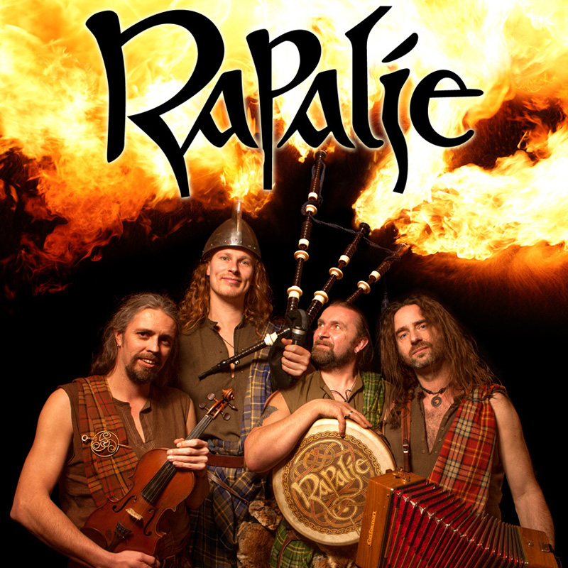 Rapalje - Celtic Folk, Irish Folk