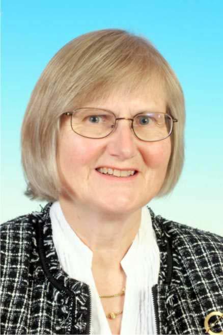 Trauerrednerin Annegret Hörmann