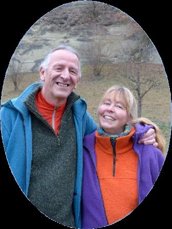 Die Wandermagier Andreas Hösl & Heike Antons