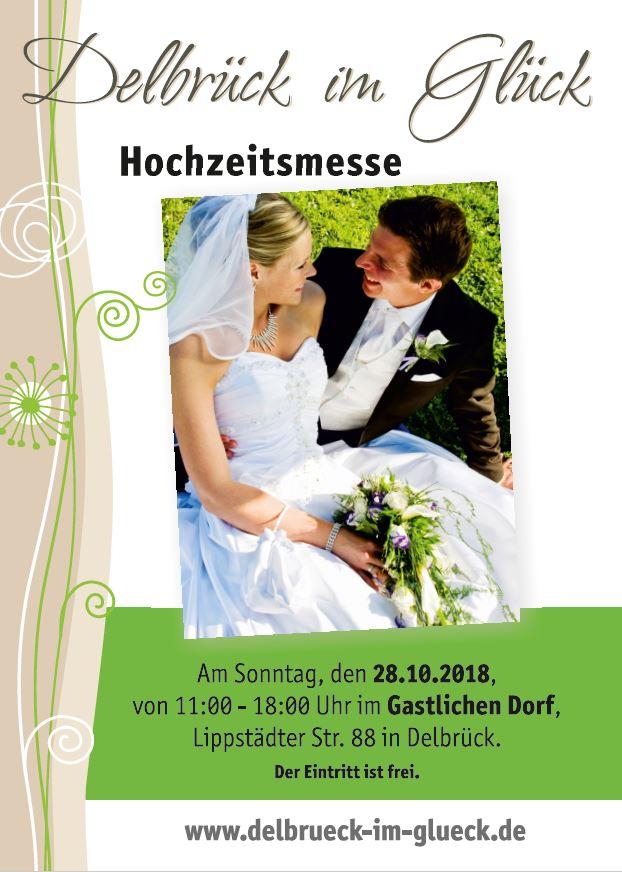 Hochzeitsmesse Delbrück 2018