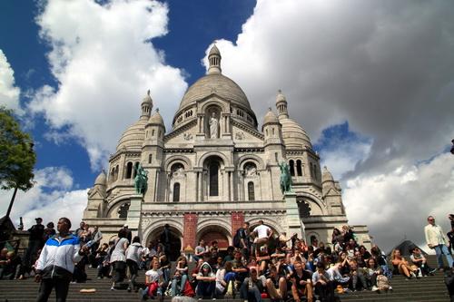 Basilika Sacré Coeur