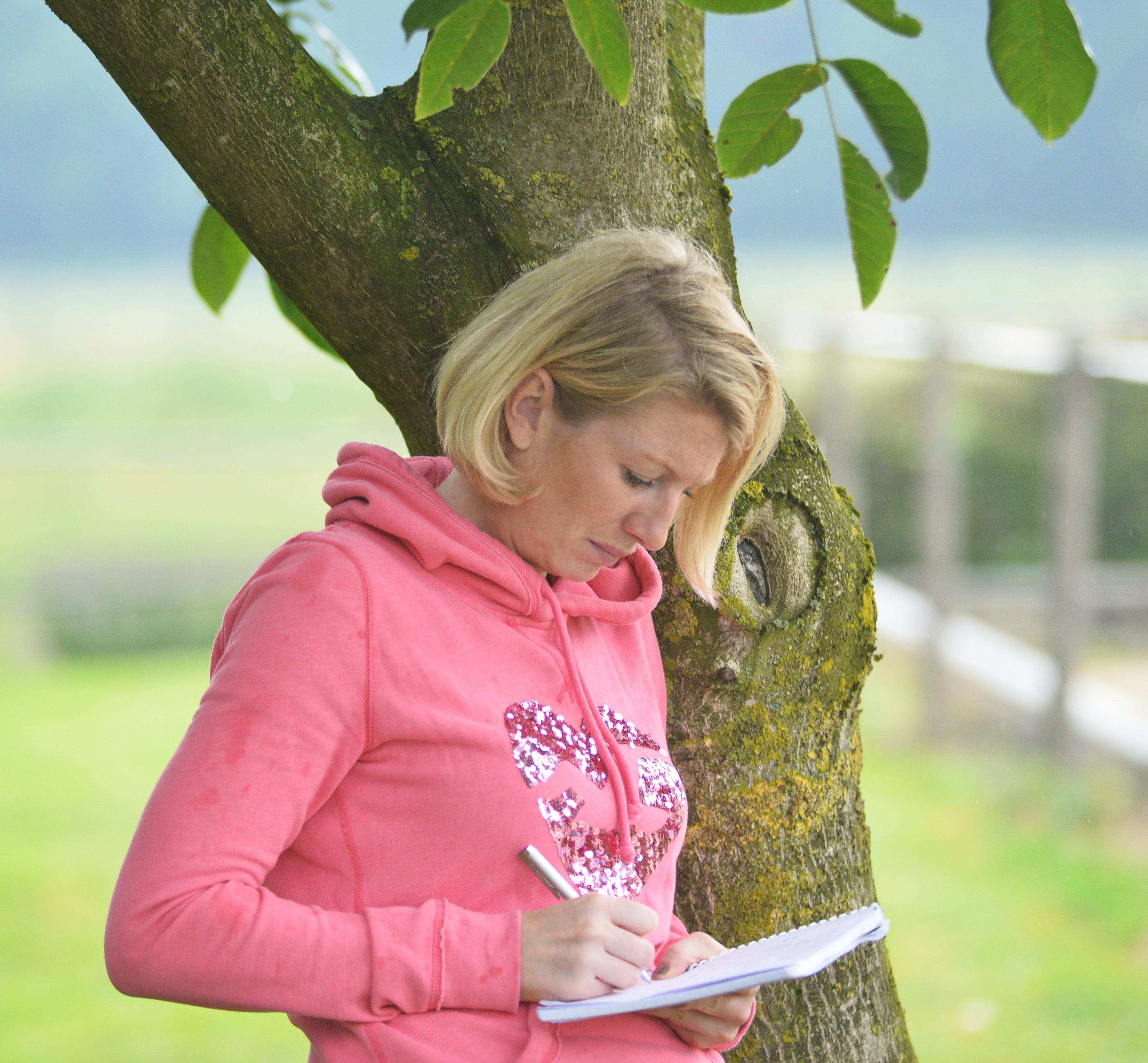 Carolin Tassius-Diederich, M.A., freie Journalistin, Vorstandsmitglied des Holsteiner Verbandes, Foto: J. Reumann