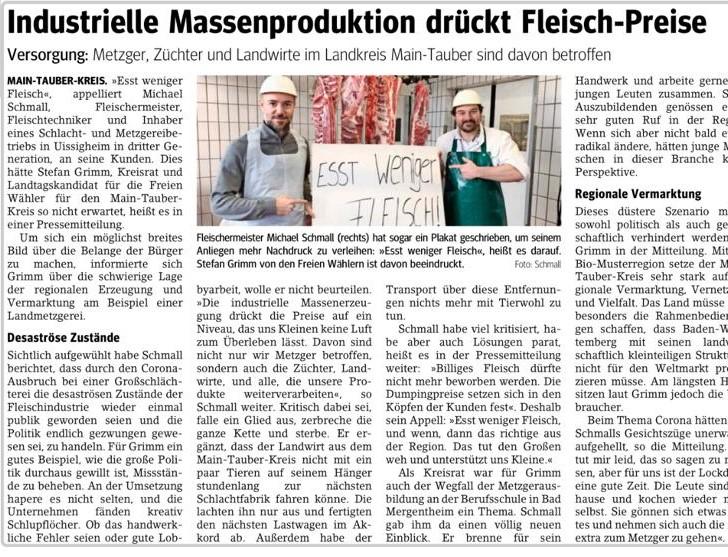 Wertheimer Zeitung 26.02.21