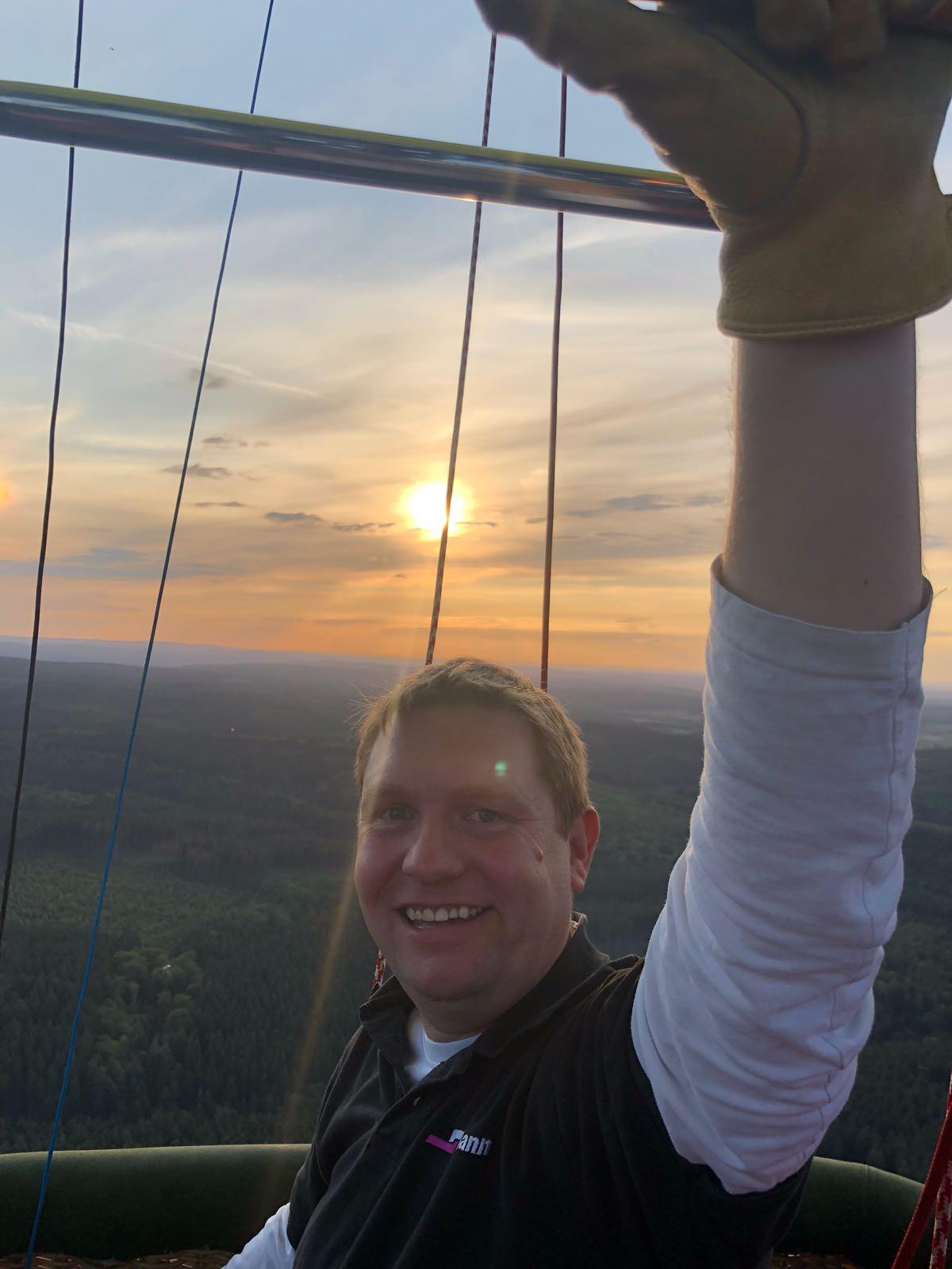 Pilot Daniel Thamm