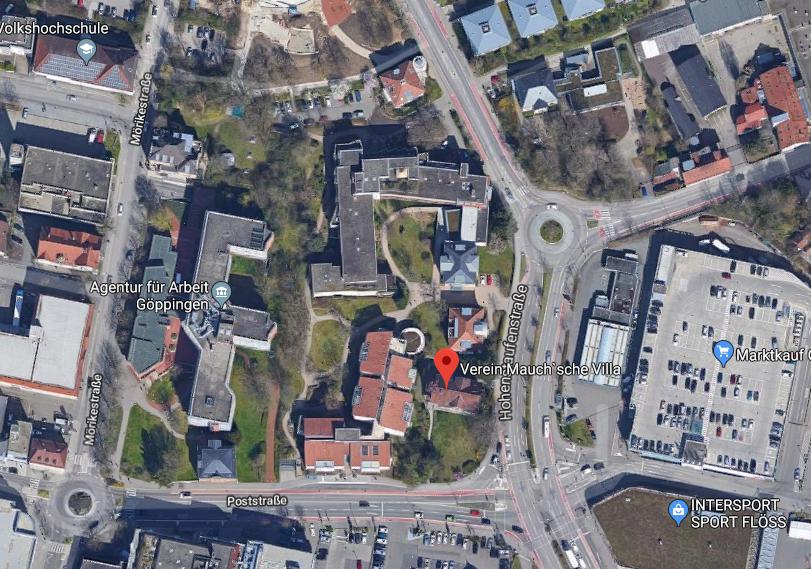 Mauch'sche Villa, Göppingen   © Google Maps