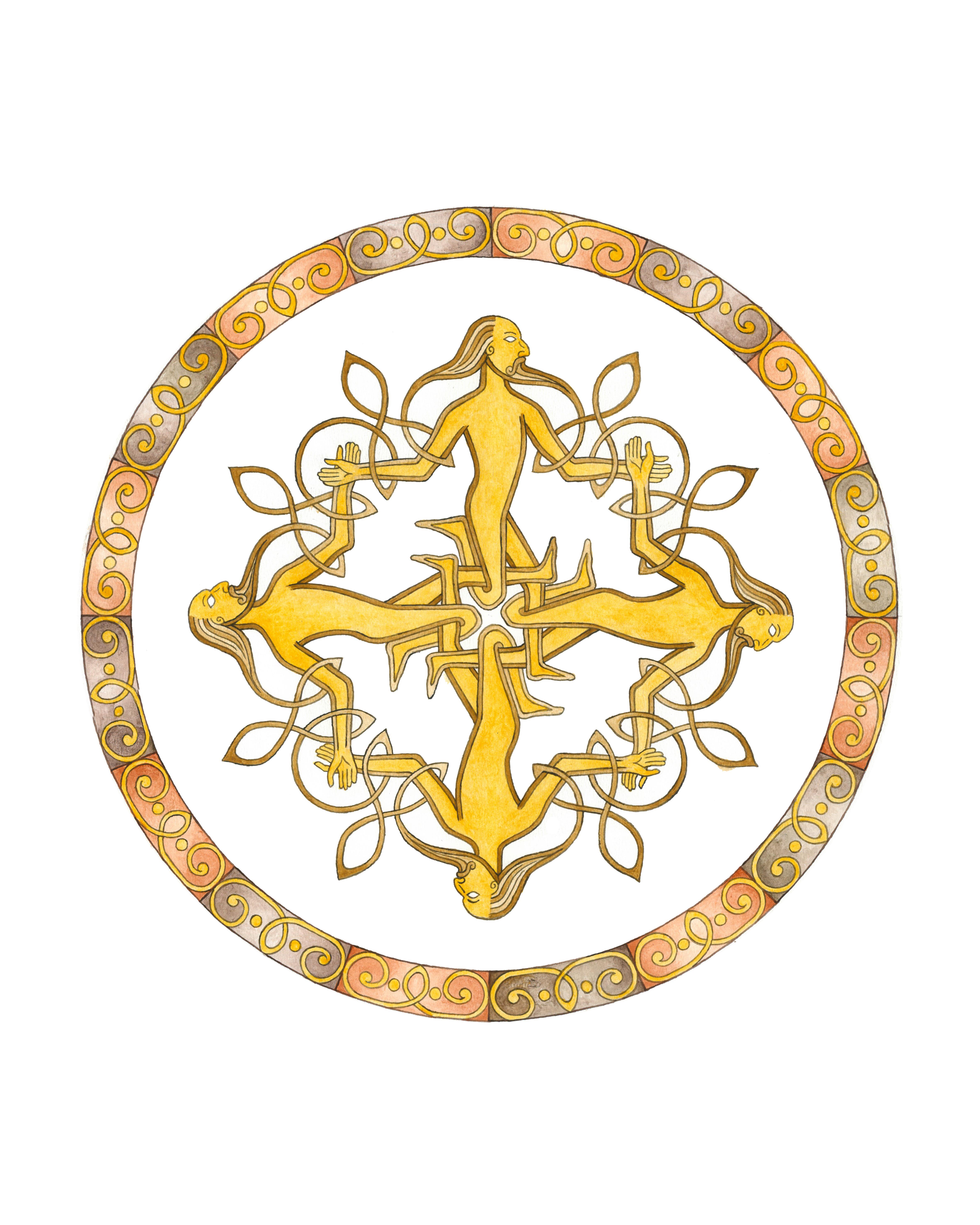 Keltischer Kreistanz