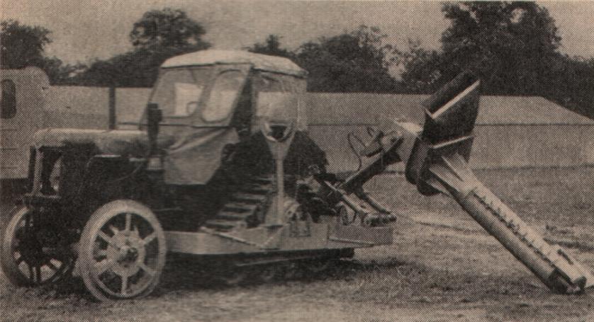 """RS14/30 mit Grabenreinigungsgerät """"Archimedes-Schnecke"""" B555"""