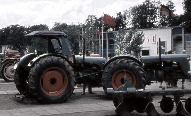 RAT 550 in Markkleeberg aufgenommen