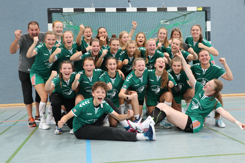 Sieger HSG Pinnau Cup 2019 weibl. A + weibl. B 2019: TSV Burgdorf