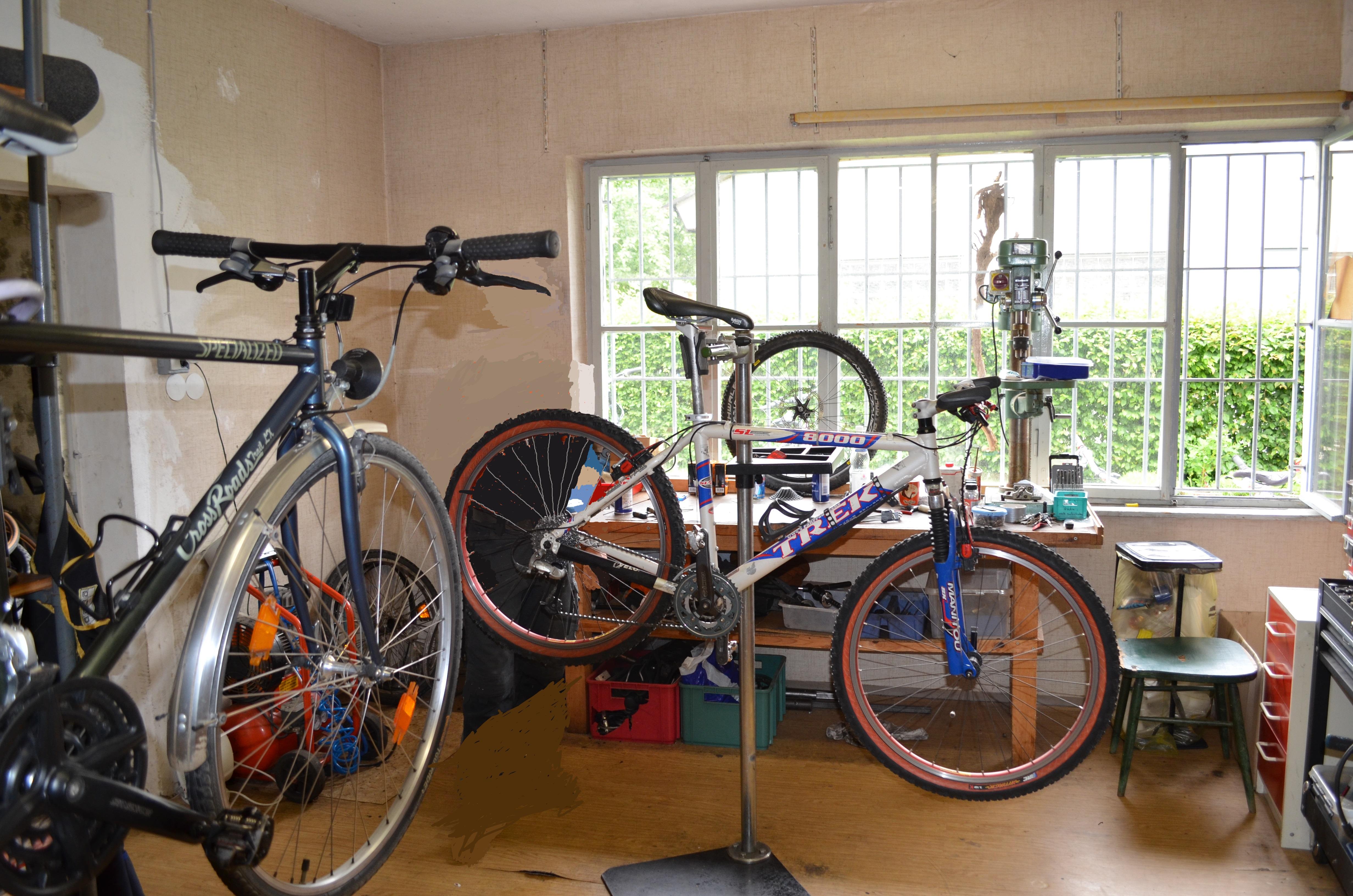 Werkstatt Trail-On