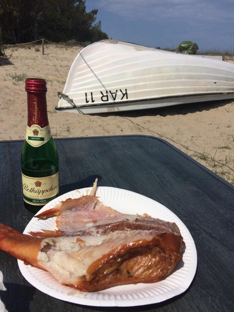 Räucherfisch frisch Trassenheide Strandaufgang... DER BESTE!!!
