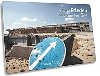 Postkarten Jahreslosung 2019
