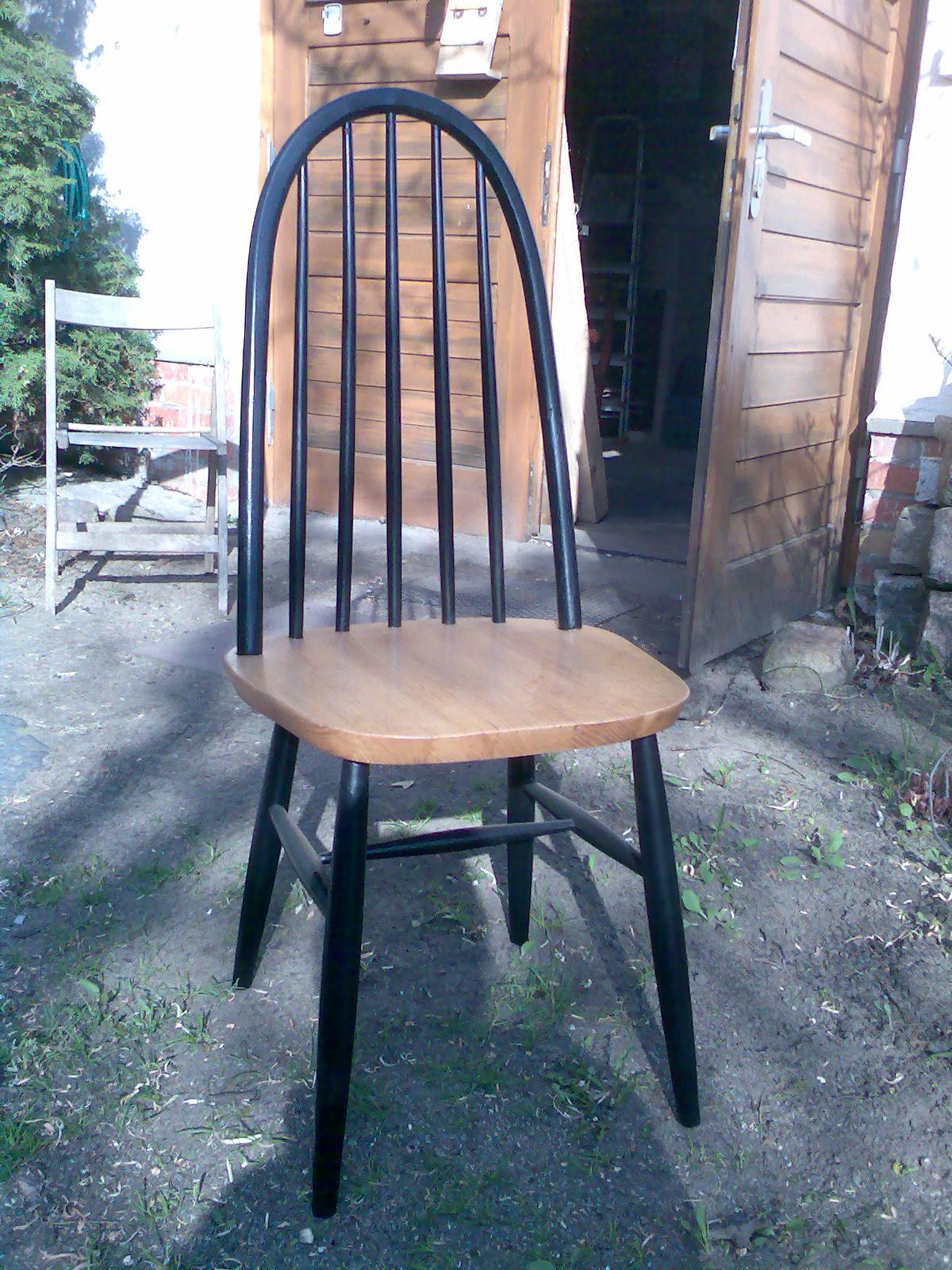 Stuhl aus den 60ziger Jahren