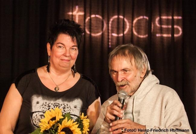 Wolfgang Orth und Petra Müllewitsch