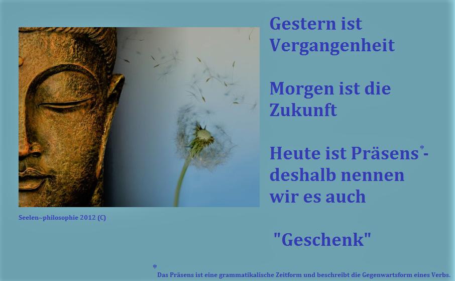 Gegenwart - Michaela Kreuzpaintner