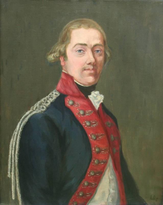 Georg Ludwig Eitel, 1775-1812