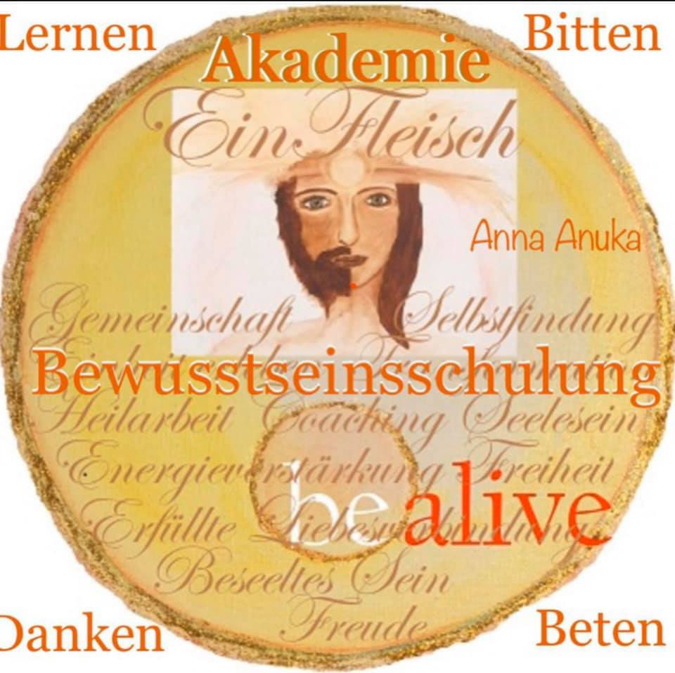 Anuka´s Support http://www.be-alive-peace-inside.de Telegram - Anna ANuka Sabine Lienhard - Anuka´s Zwillingsflammen Seelenheil Landgut Praxis Anno 1840