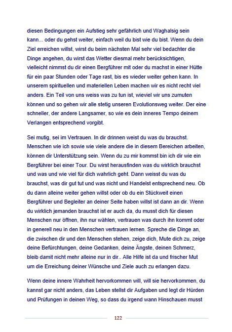 Wenn die Seele nicht mehr mitkommt - Freiheit in Herz und Seele finden - ein geführt geschriebenes eBook von Anna Anuka Sabine Lienhard - zu kaufen über die Webseite www.be-alive-peace-inside.de