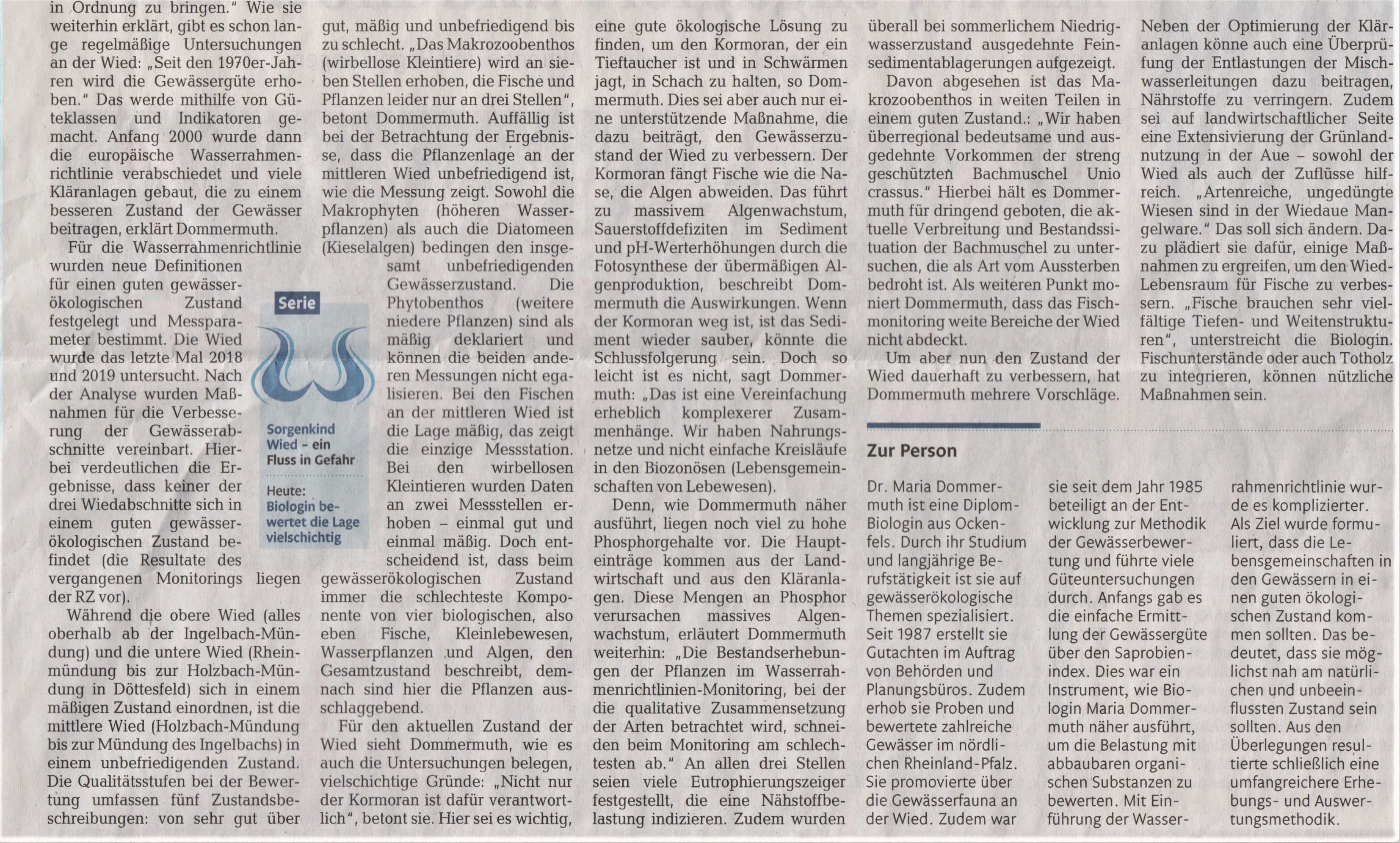 Rhein-Zeitung 18.05.2021