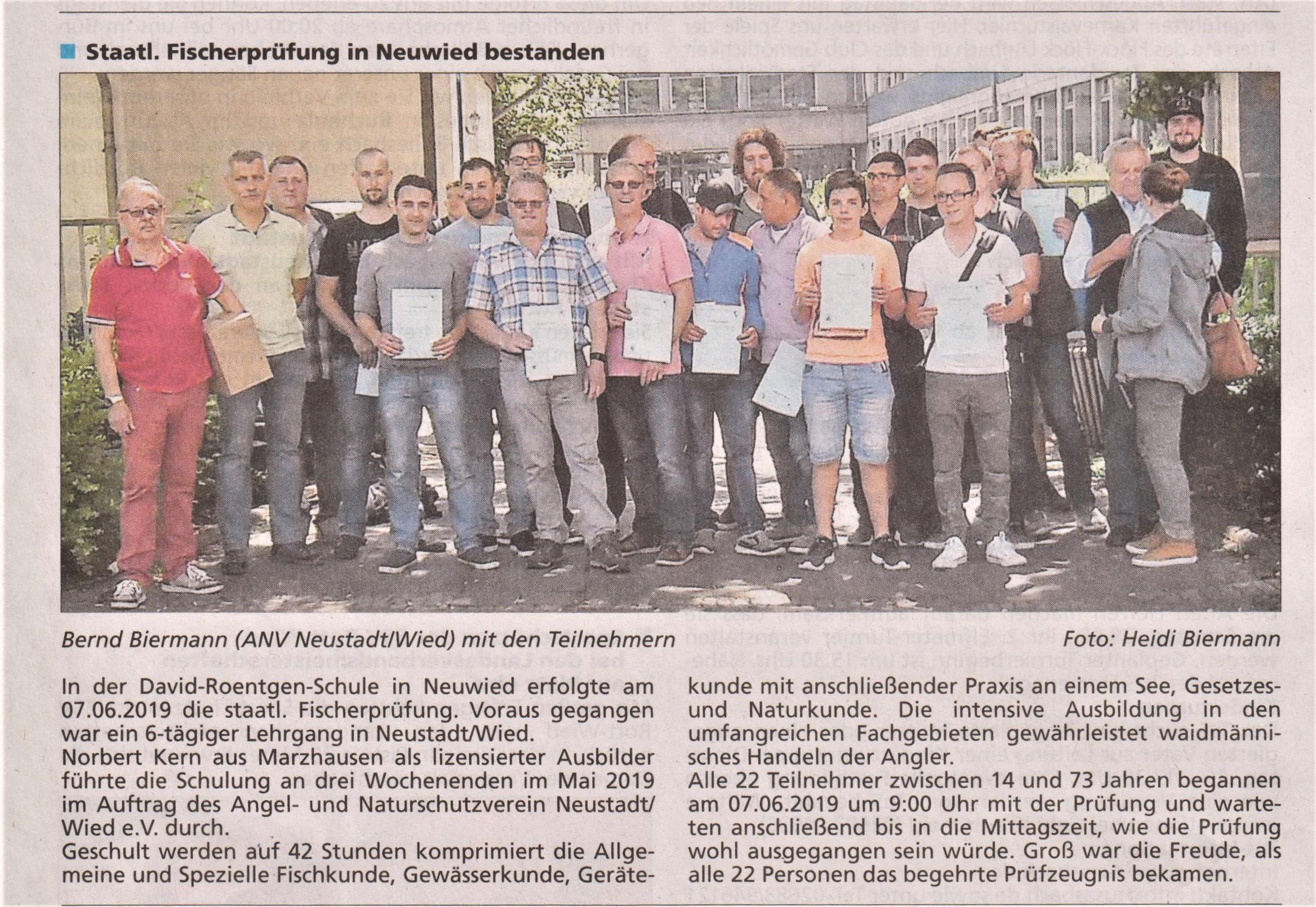 Mitteilungsblatt Asbach Nr. 25 vom 20. Juni 2019