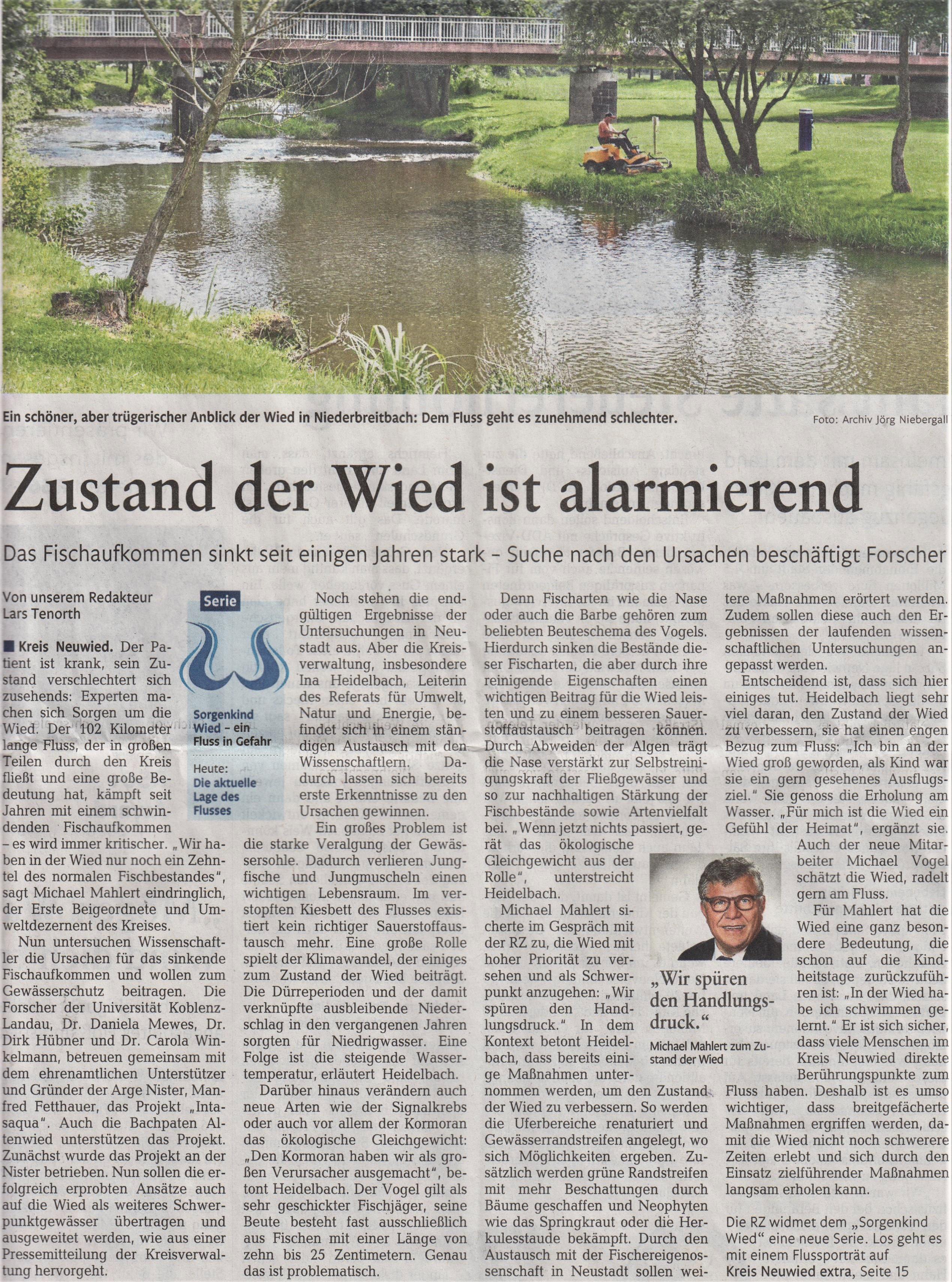Rhein-Zeitung 24.10.2020