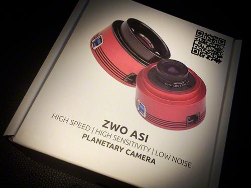 ASI120MM Guiding Kamera