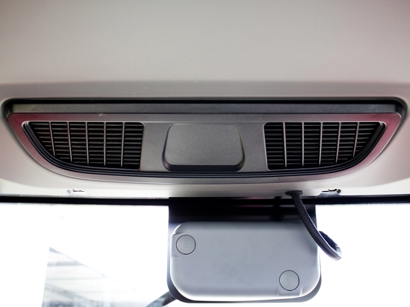 Klimaanlage und Lüftung