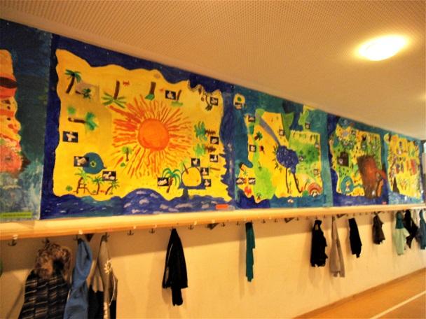 Dauerausstellung Martinschule Bielefeld Wunder-Vogel