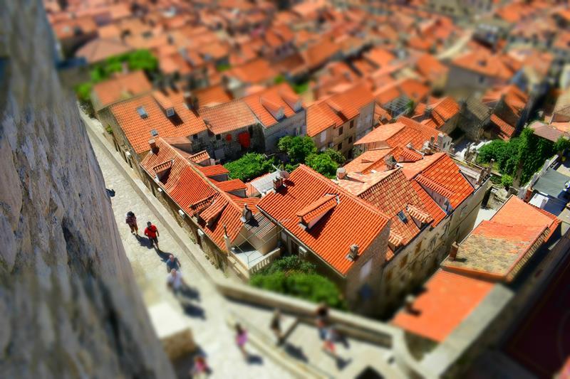 Grandioser und teurer Ausblick auf Dubrovnik