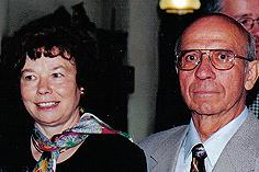 Berta Löser Wagner und Wilhelm Wagner.