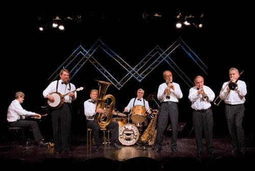 Blue Wonder Jazzband, Dresden