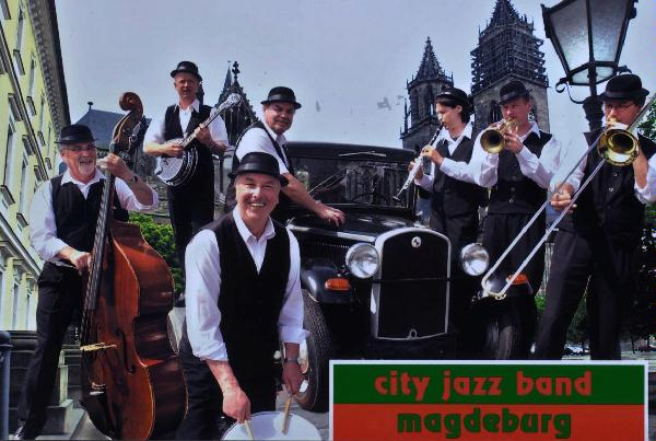City Jazz Band Magdeburg