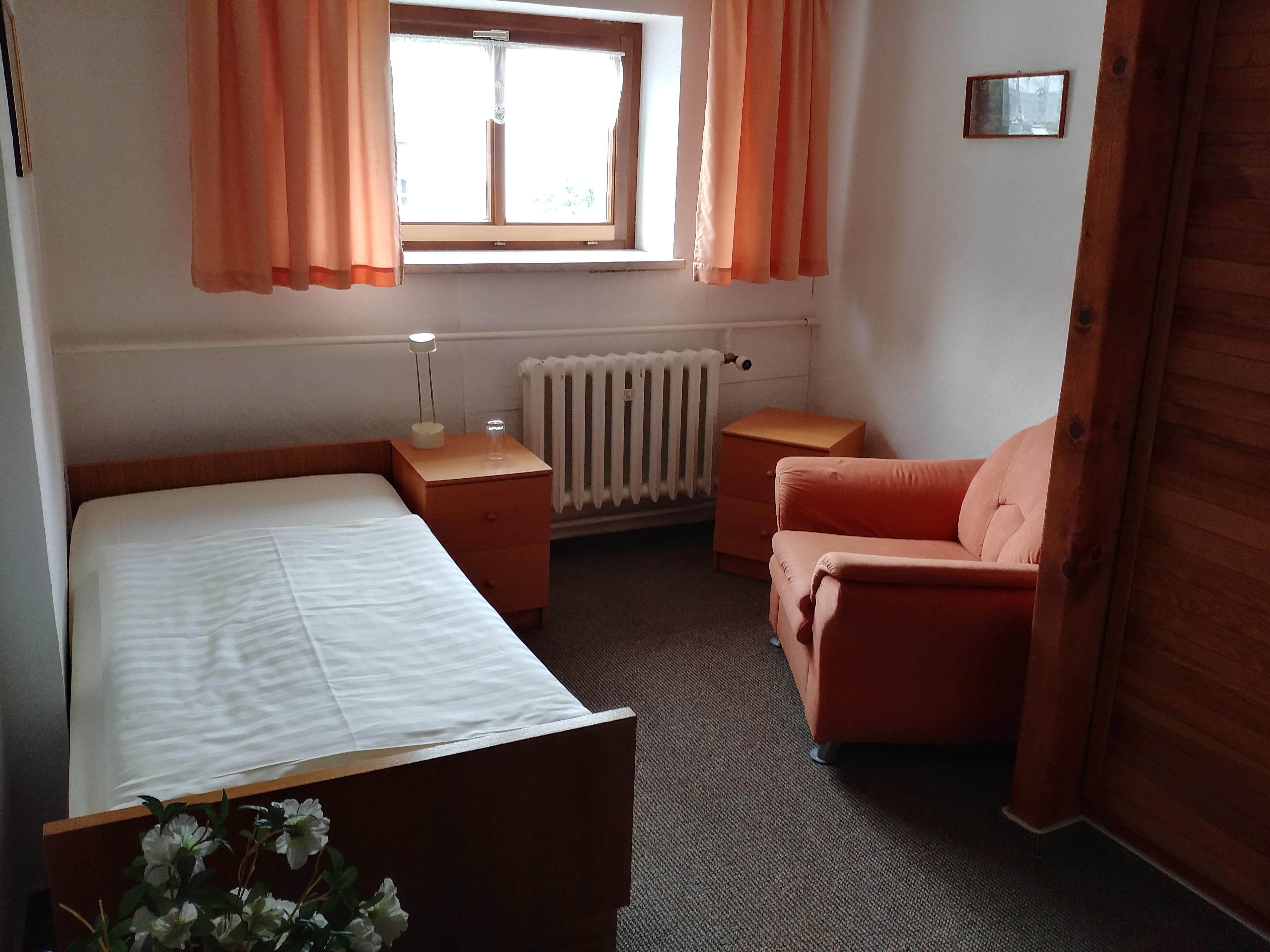 Kleines Einzelzimmer für 45 €