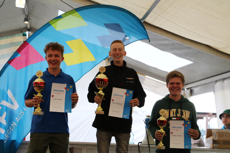 Die Sieger der Expertklasse auf der DJM in Rheidt 2019
