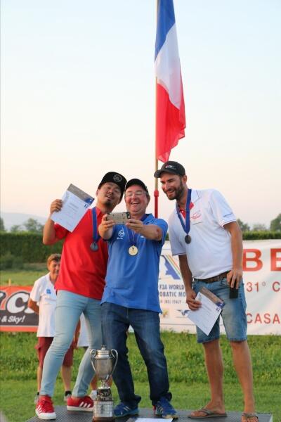 Die Sieger der WM