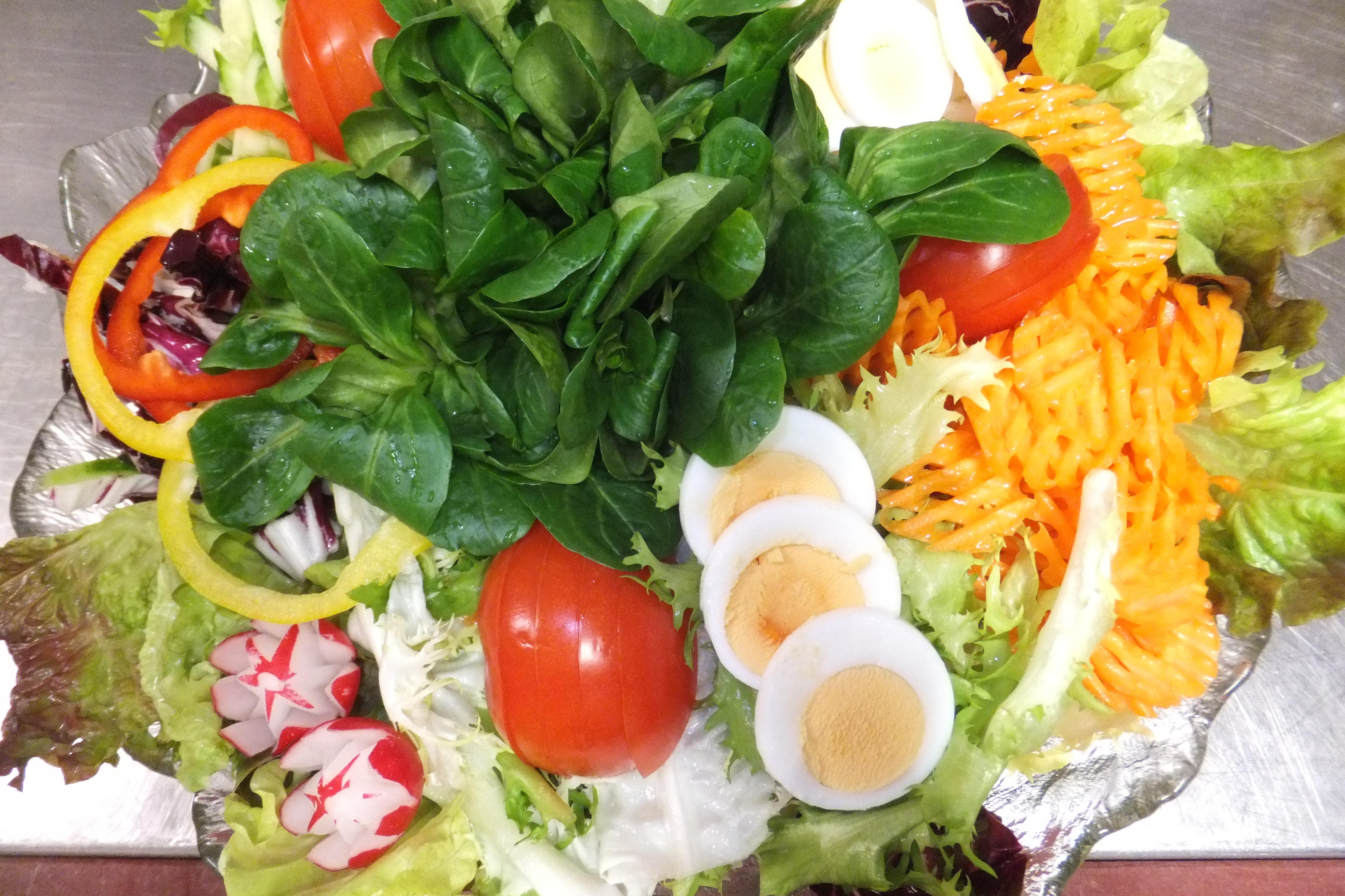 Salate der Saison