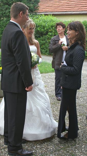 Hochzeit Hr. & Fr. Wiemann