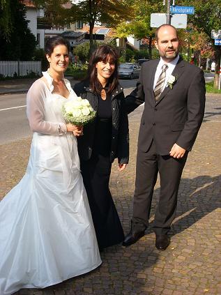 Hochzeit in Hohenwettersbach