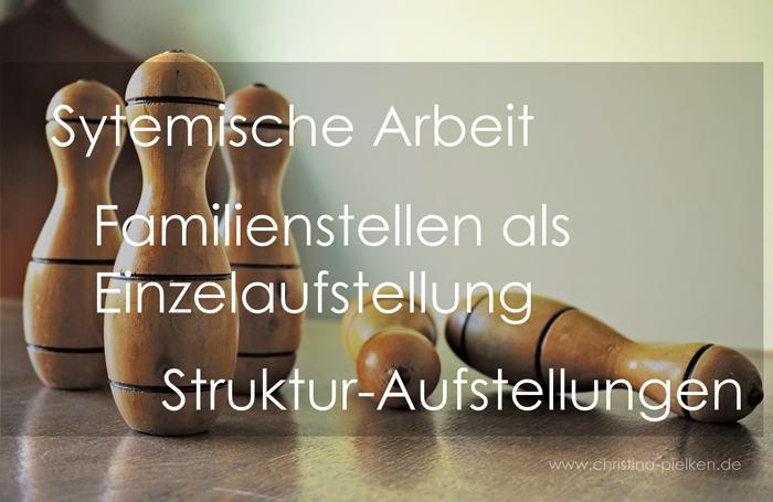 System, Familienstellen, Organisation, Aufstellung, Genogramm, Einzelaufstellung, Kinesiologie, Systeme in Balance, München, Sendling, Psychotherapie