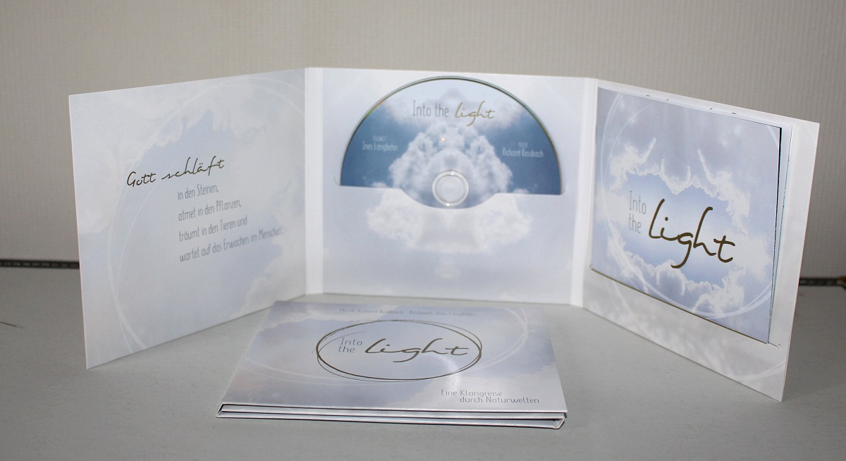 "DVD ""Into the light"""
