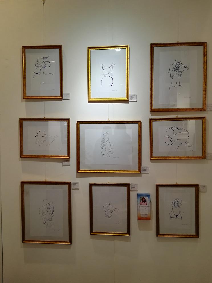 Ausstellung London