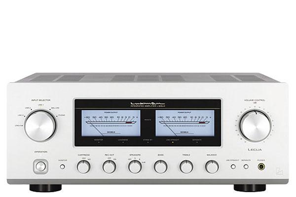 Neu im Programm und vorführbereit, der Luxman L-505uXII Vollverstärker mit edlen blauen VU Anzeigen Ein tonal warmer Klang Made in Japan