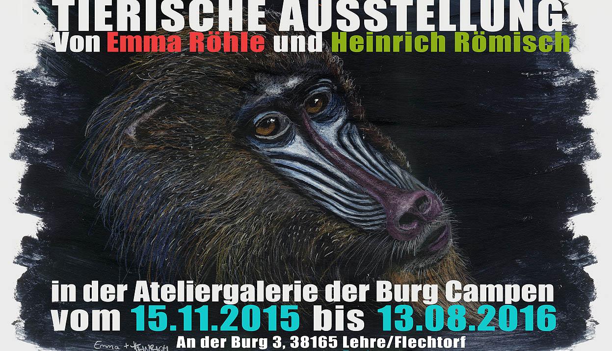 PLAKAT - Ausstellung in Flechtorf