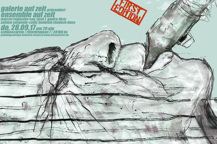 Ensemble auf Zeit: First Edition