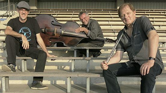Laokoon Trio sind: Elmar Vibrans, Heinrich Römisch und Ireneusz Kulakowski