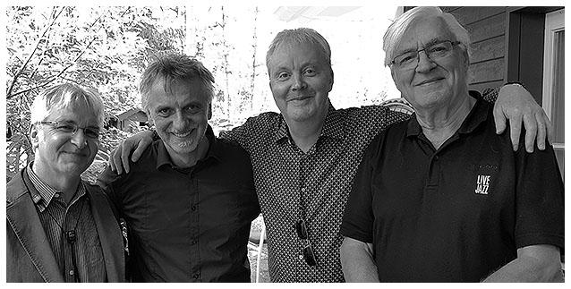 Christian von der Osten Quartet