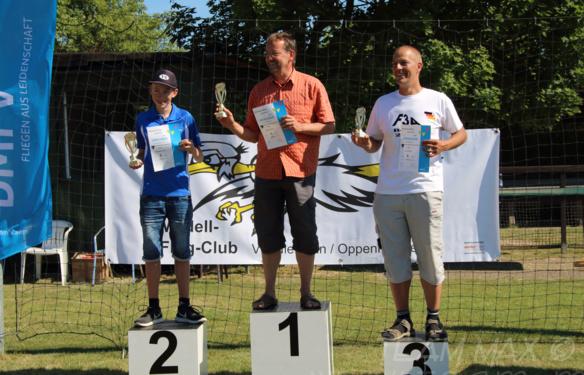 2. Platz Sportklasse 2. TW Nierstein-Oppenheim 2017