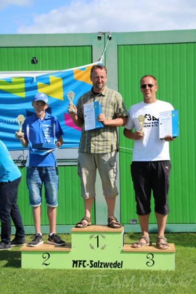 2. Platz Sportklasse 4. TW Salzwedel 2017